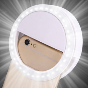 selfie ringlicht