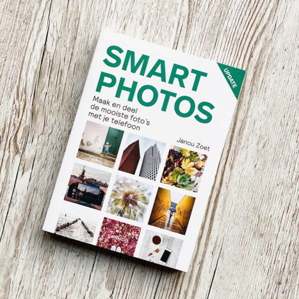 boek Smartphotos - update