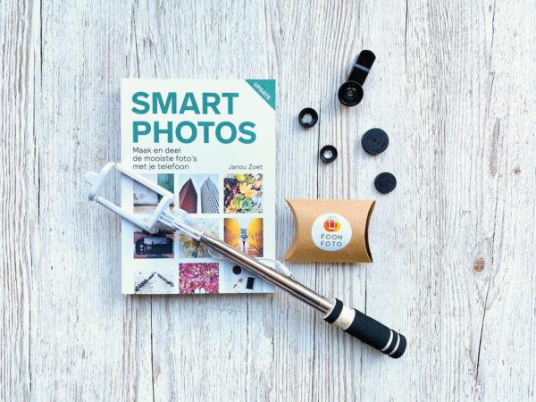 Smartphotos cadeaupakket