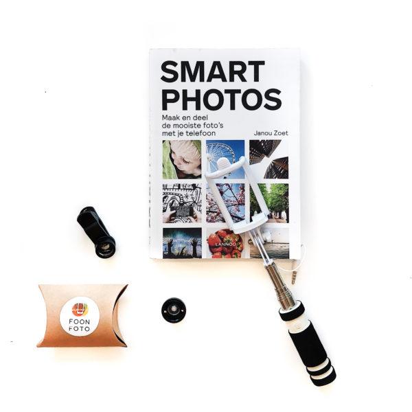 Smartphotos pakket algemeen