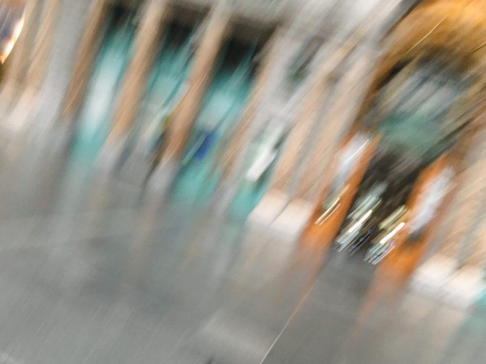 bewogen foto's smartphone