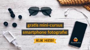 minicursus smartphone fotografie gratis