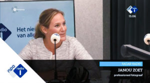 Janou Zoet Radio 1