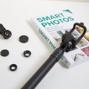 Startpakket basis smartphone fotografie bluetooth
